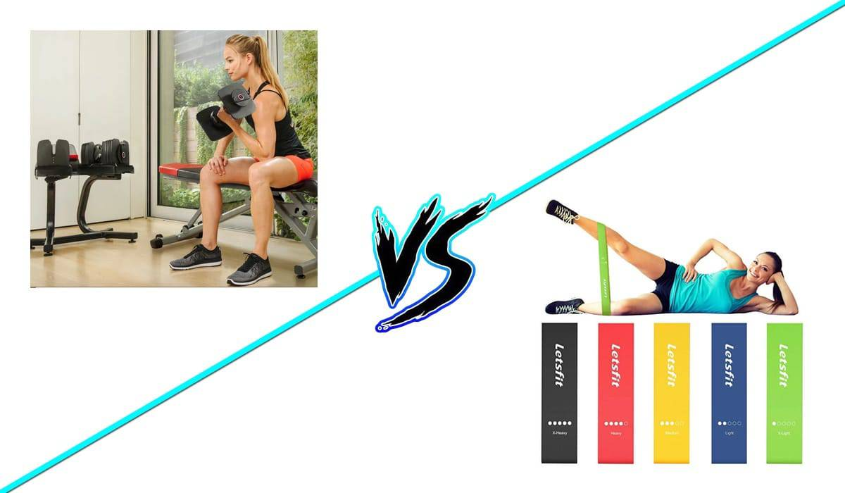 are weights or resistance bands better