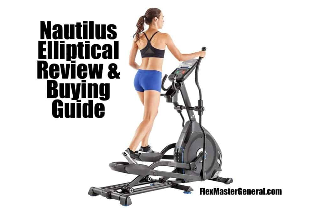 nautilus elliptical reviews and pricing info
