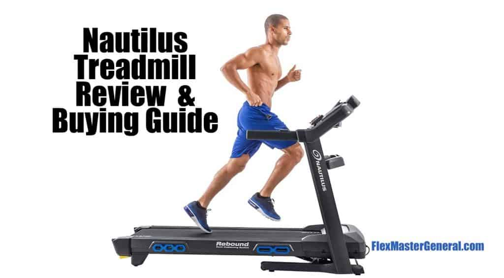 nautilus treadmill user testimonials and pricing guide
