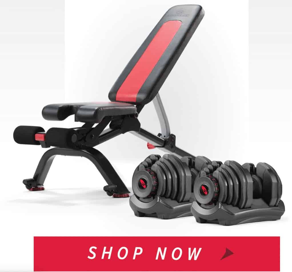 weights and bench bundle