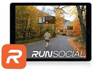 works with the runsocial app