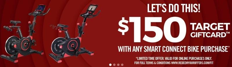 Echelon Target giftcard promo