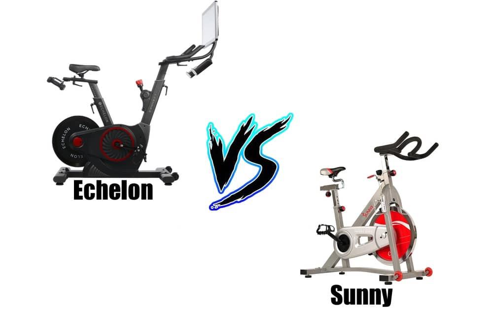 is the echelon or sunny bike better