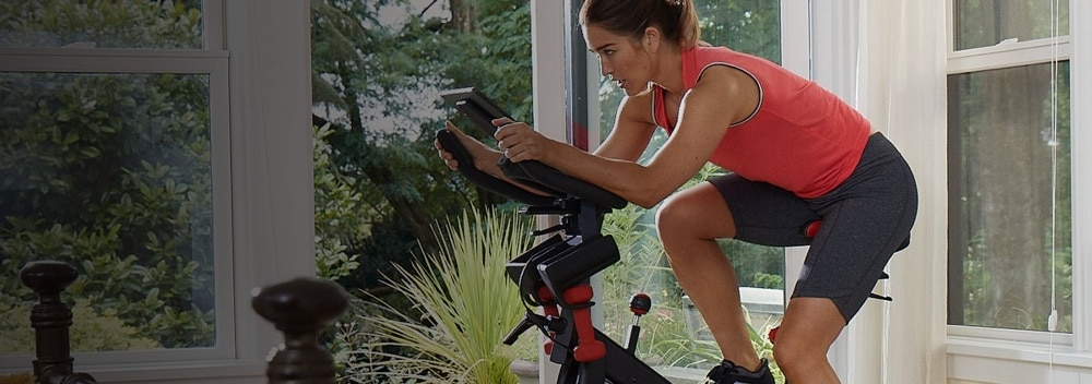 flexmastergeneral compares the bowflex and peloton exercise bikes