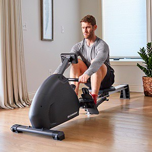features of the rower