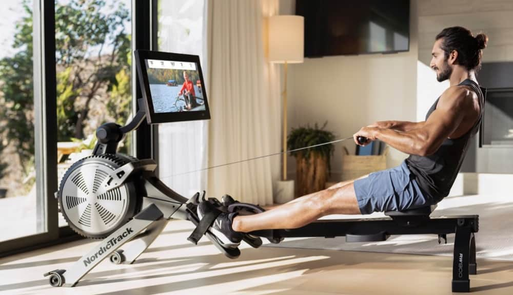 nordictrack rw rower reviews by flexmastergeneral