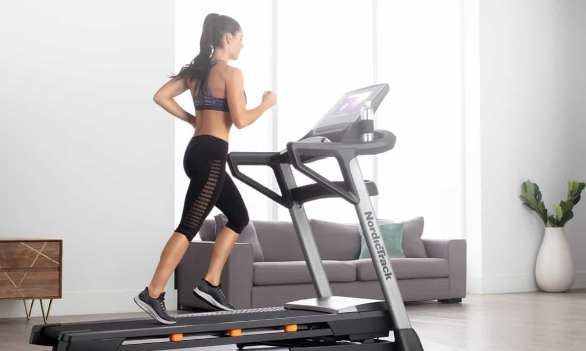 nordictrack t series treadmill review by FlexMasterGeneral