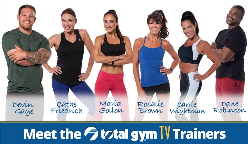 total gym tv reviews by flexmastergeneral